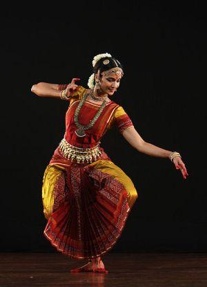 sankhya danzatrice