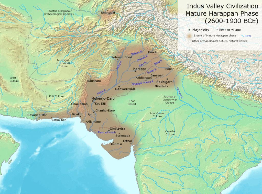 Valle dell'Indo
