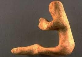 statuetta yoga